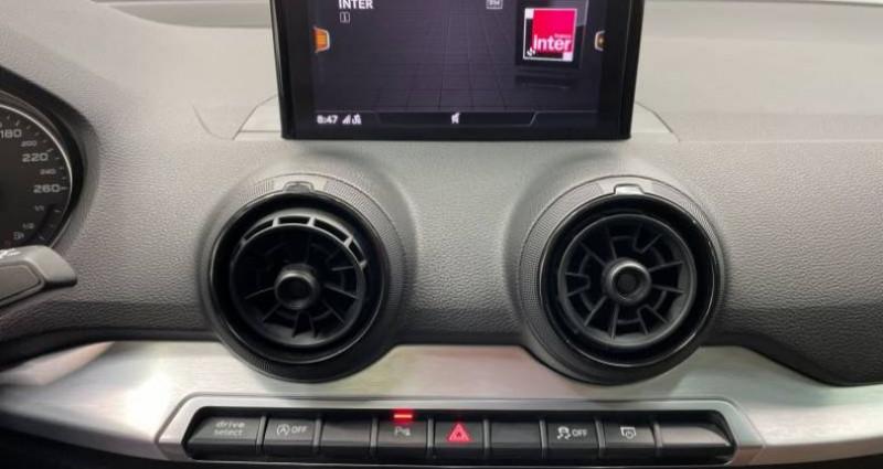 Audi Q2 1.4 TFSI COD 150 ch BVM6 Design Luxe Gris occasion à AHUY - photo n°6