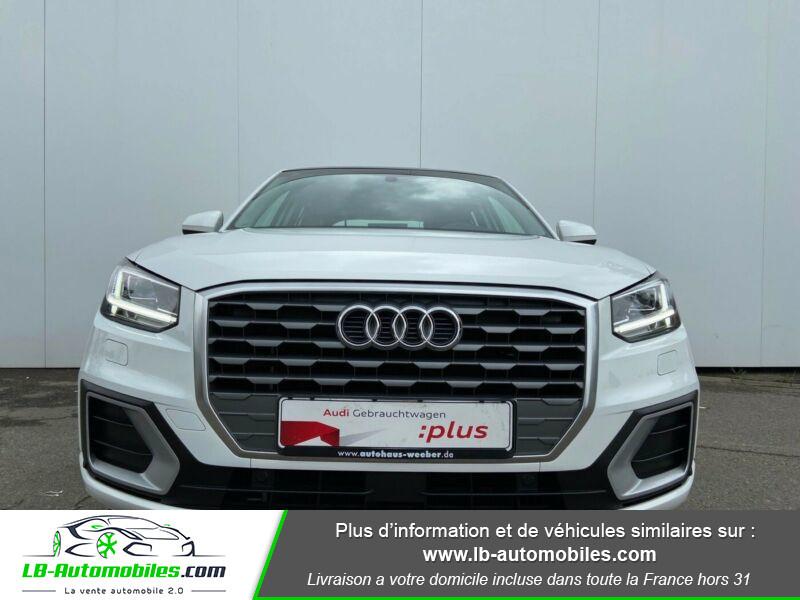 Audi Q2 1.4 TFSI COD 150 ch BVM6 Blanc occasion à Beaupuy - photo n°8