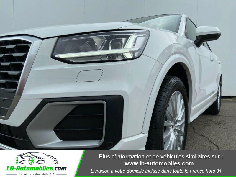 Audi Q2 1.4 TFSI COD 150 ch BVM6 Blanc occasion à Beaupuy - photo n°12