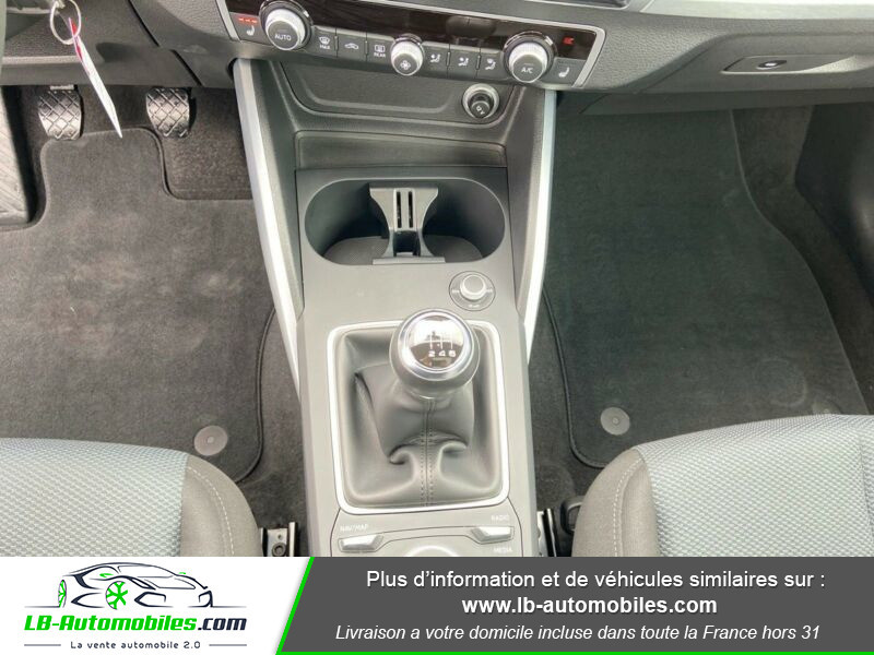 Audi Q2 1.4 TFSI COD 150 ch BVM6 Blanc occasion à Beaupuy - photo n°5