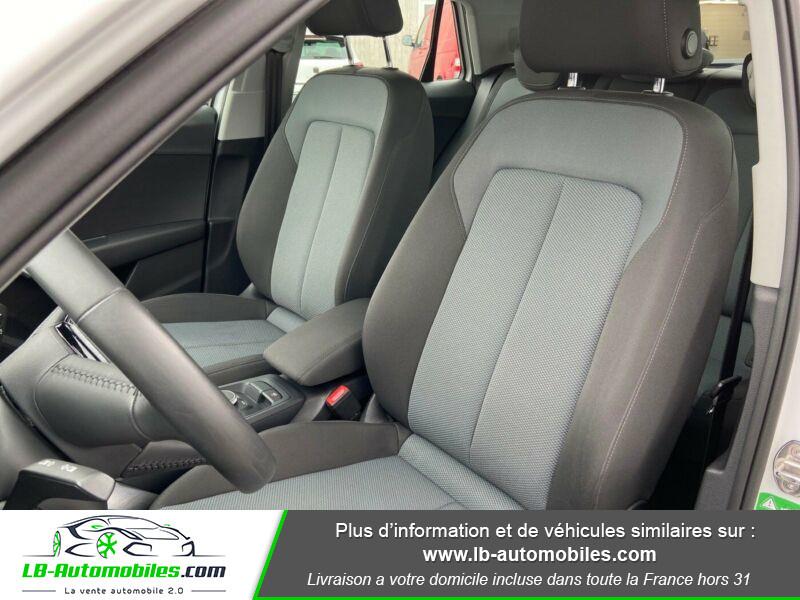 Audi Q2 1.4 TFSI COD 150 ch BVM6 Blanc occasion à Beaupuy - photo n°4