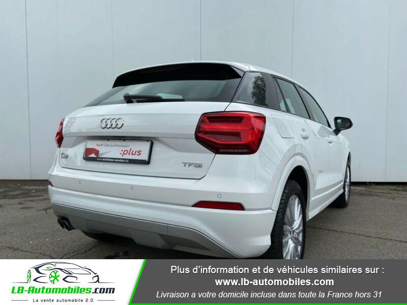 Audi Q2 1.4 TFSI COD 150 ch BVM6 Blanc occasion à Beaupuy - photo n°3