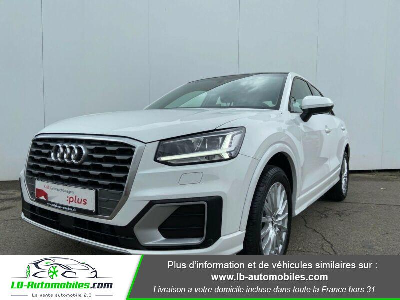 Audi Q2 1.4 TFSI COD 150 ch BVM6 Blanc occasion à Beaupuy