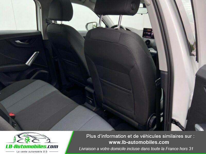 Audi Q2 1.4 TFSI COD 150 ch BVM6 Blanc occasion à Beaupuy - photo n°6