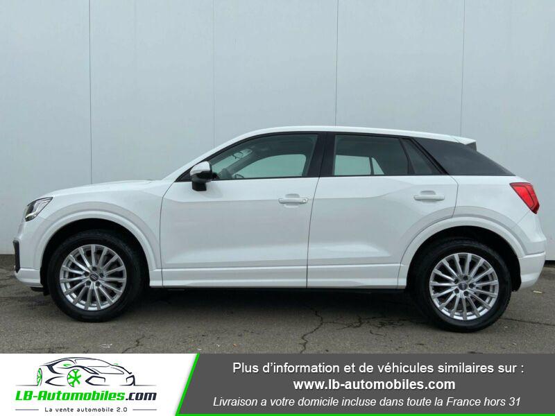 Audi Q2 1.4 TFSI COD 150 ch BVM6 Blanc occasion à Beaupuy - photo n°9