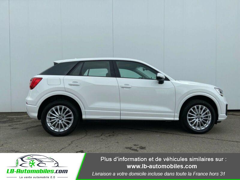 Audi Q2 1.4 TFSI COD 150 ch BVM6 Blanc occasion à Beaupuy - photo n°10