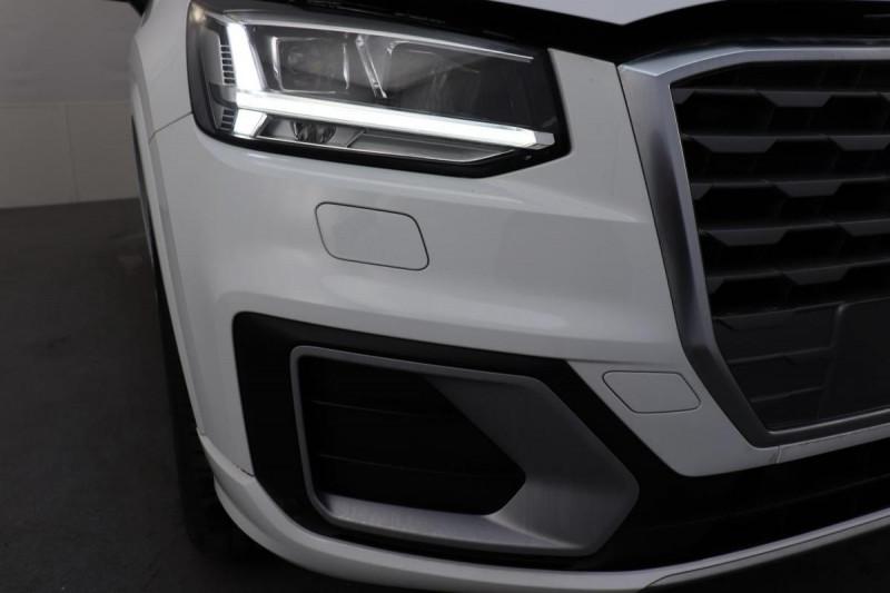 Audi Q2 1.6 TDI 116 ch BVM6 Sport Blanc occasion à Semécourt - photo n°8