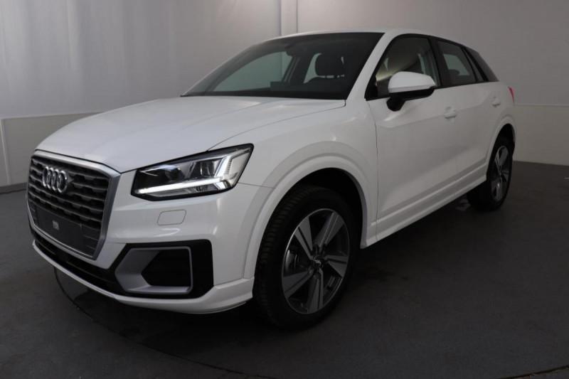 Audi Q2 1.6 TDI 116 ch BVM6 Sport Blanc occasion à Semécourt