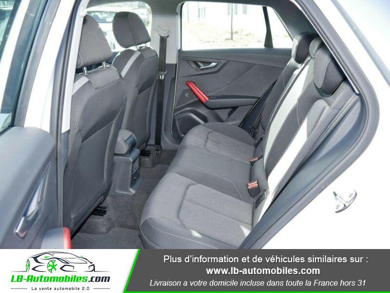 Audi Q2 1.6 TDI 116 ch Blanc occasion à Beaupuy - photo n°8