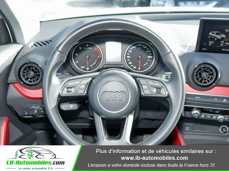 Audi Q2 1.6 TDI 116 ch Blanc occasion à Beaupuy - photo n°7