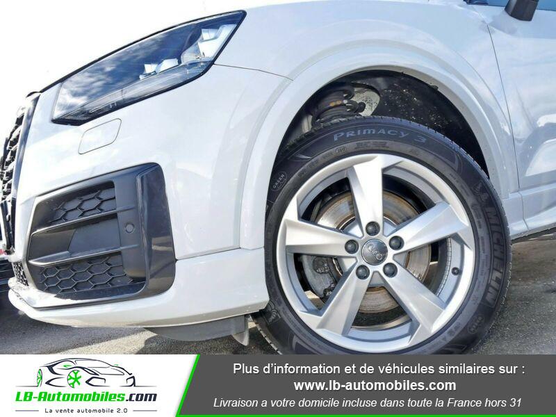 Audi Q2 1.6 TDI 116 ch Blanc occasion à Beaupuy - photo n°12