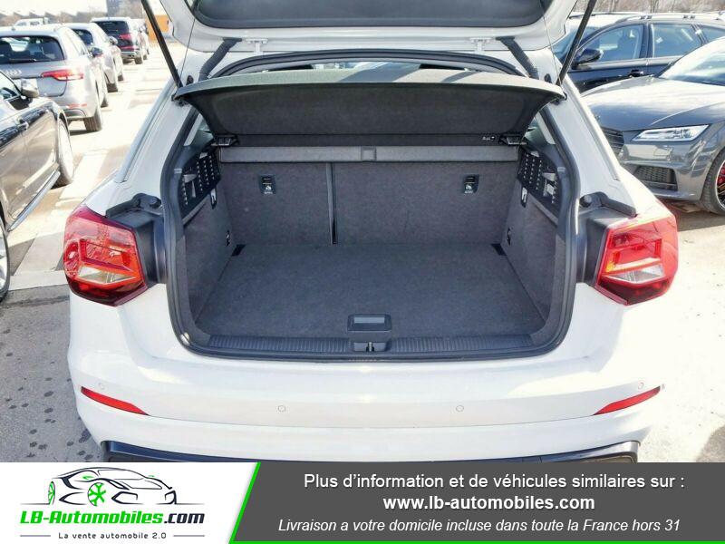 Audi Q2 1.6 TDI 116 ch Blanc occasion à Beaupuy - photo n°13