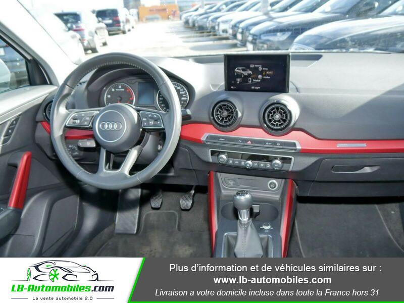 Audi Q2 1.6 TDI 116 ch Blanc occasion à Beaupuy - photo n°2
