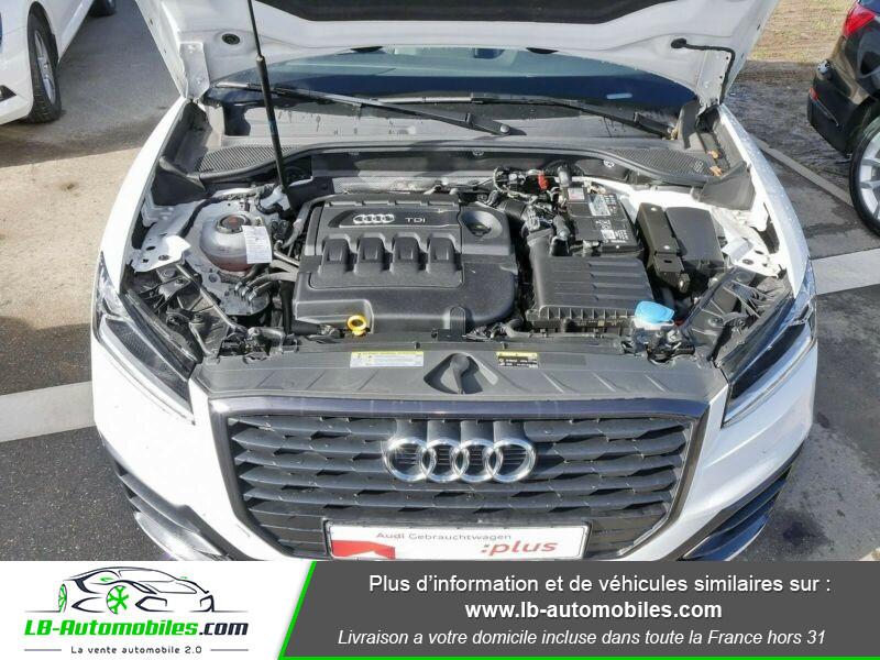 Audi Q2 1.6 TDI 116 ch Blanc occasion à Beaupuy - photo n°14