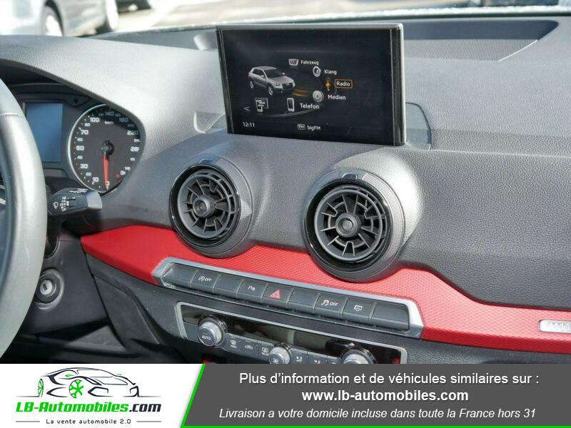 Audi Q2 1.6 TDI 116 ch Blanc occasion à Beaupuy - photo n°5