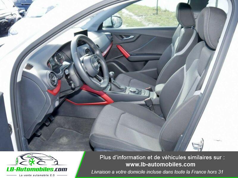 Audi Q2 1.6 TDI 116 ch Blanc occasion à Beaupuy - photo n°4