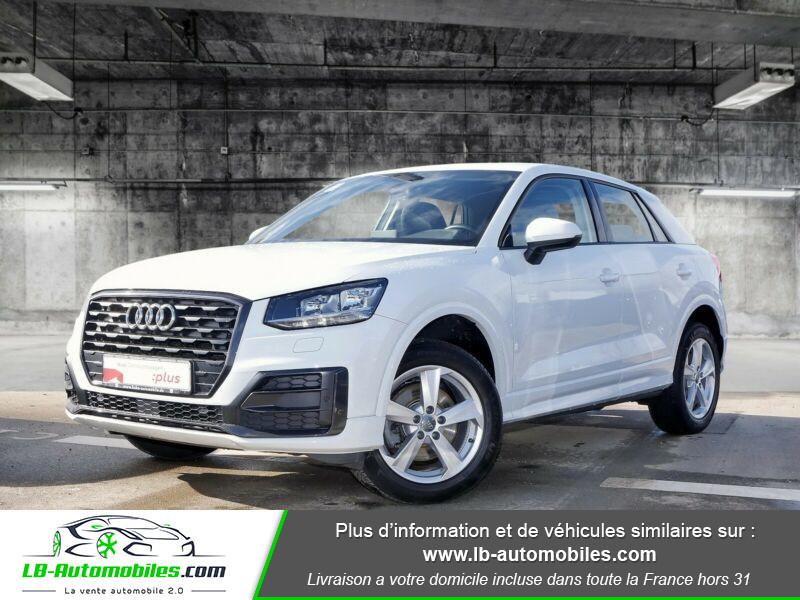 Audi Q2 1.6 TDI 116 ch Blanc occasion à Beaupuy