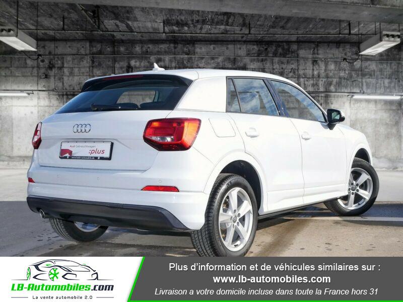Audi Q2 1.6 TDI 116 ch Blanc occasion à Beaupuy - photo n°3