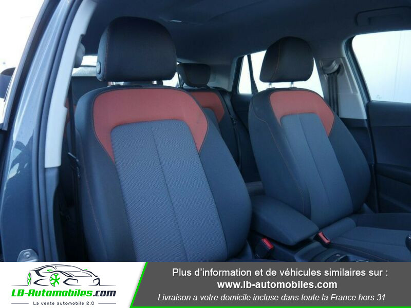 Audi Q2 1.6 TDI 116 ch Gris occasion à Beaupuy - photo n°14
