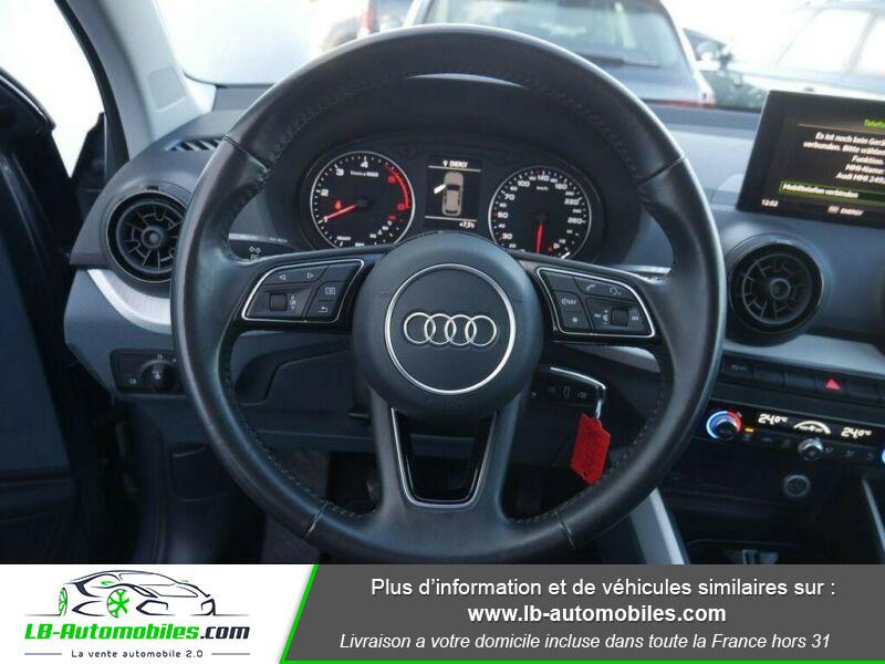 Audi Q2 1.6 TDI 116 ch Gris occasion à Beaupuy - photo n°7