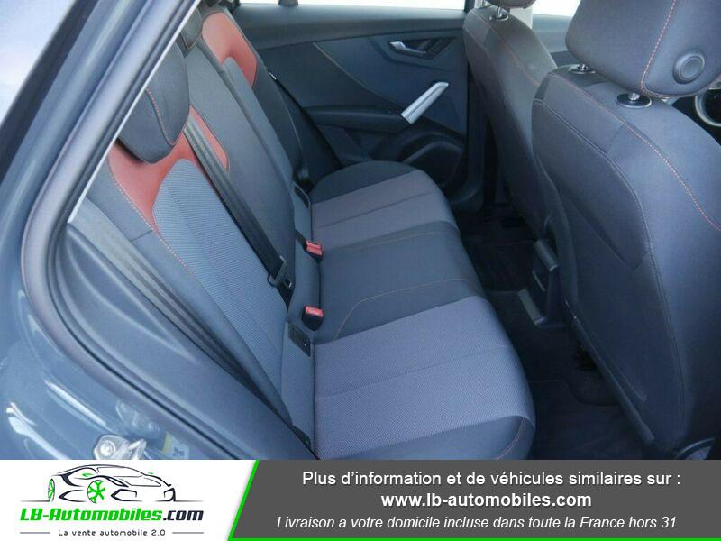 Audi Q2 1.6 TDI 116 ch Gris occasion à Beaupuy - photo n°5