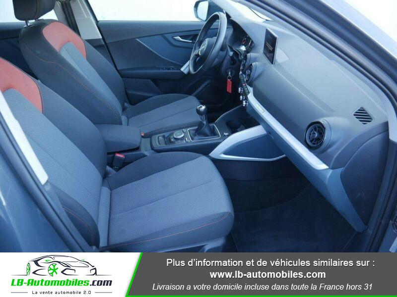 Audi Q2 1.6 TDI 116 ch Gris occasion à Beaupuy - photo n°4
