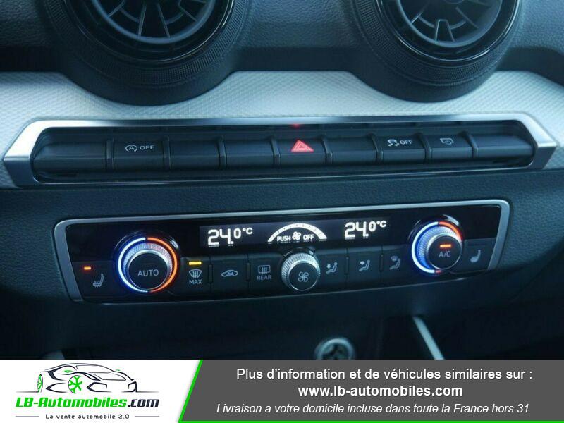 Audi Q2 1.6 TDI 116 ch Gris occasion à Beaupuy - photo n°9