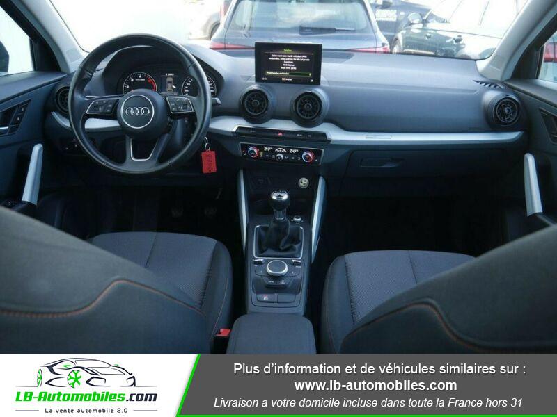 Audi Q2 1.6 TDI 116 ch Gris occasion à Beaupuy - photo n°2