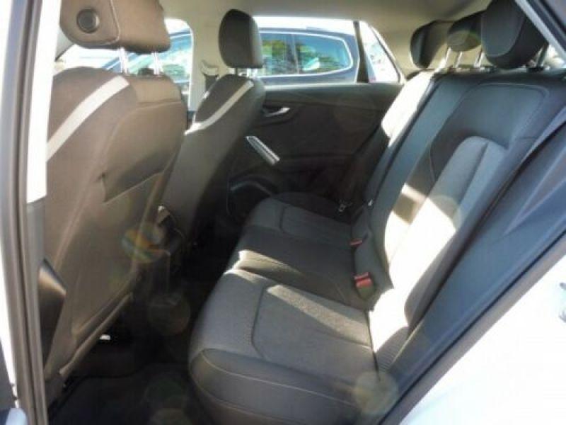 Audi Q2 1.6 TDI 116 Blanc occasion à Beaupuy - photo n°5