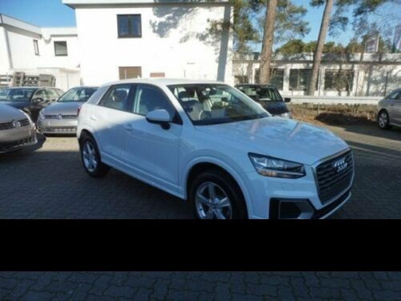 Audi Q2 1.6 TDI 116 Blanc occasion à Beaupuy
