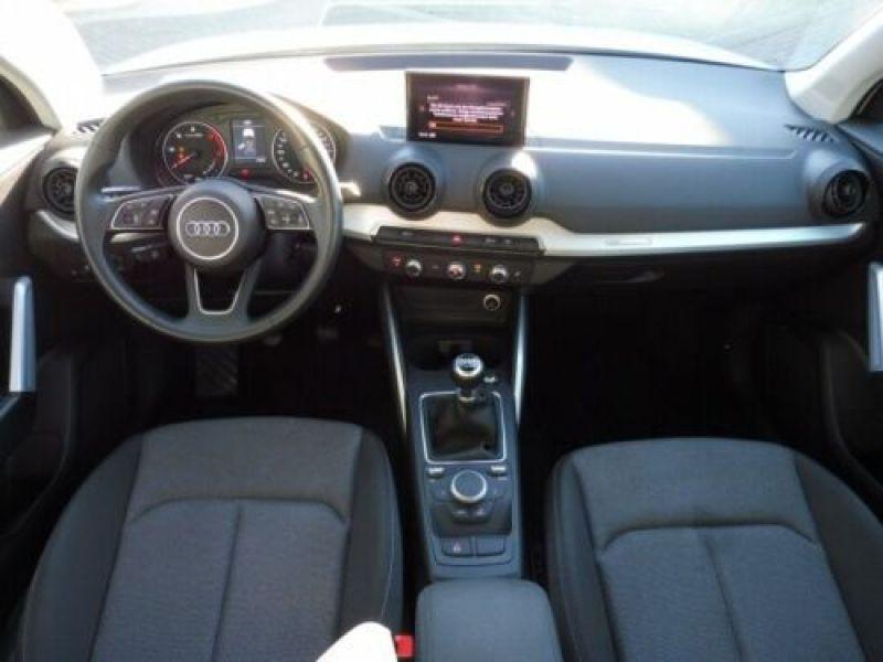 Audi Q2 1.6 TDI 116 Blanc occasion à Beaupuy - photo n°8