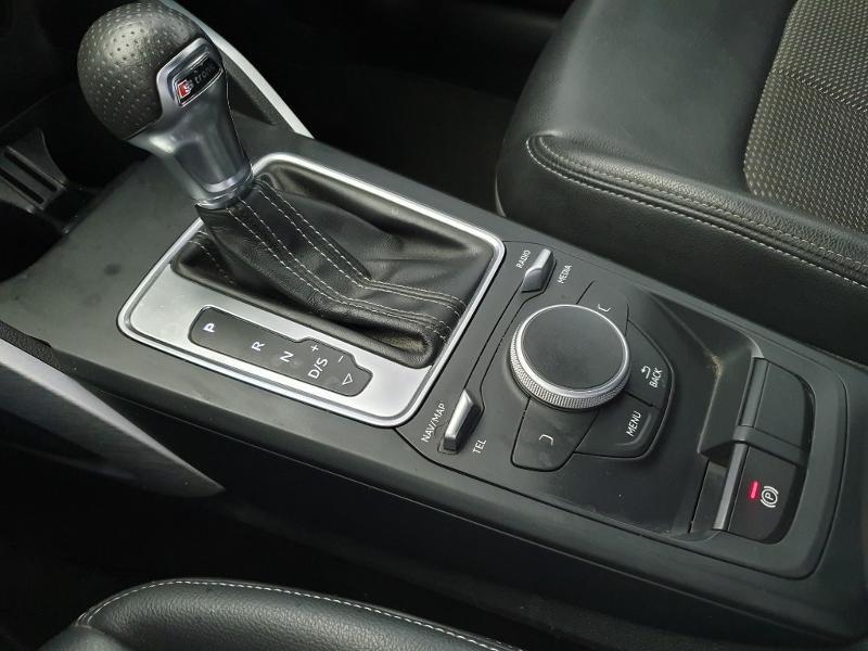 Audi Q2 1.6 TDI 116ch S line S tronic 7 Rouge occasion à Onet-le-Château - photo n°4