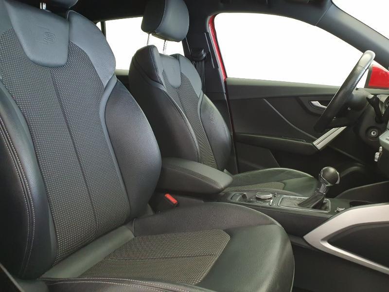 Audi Q2 1.6 TDI 116ch S line S tronic 7 Rouge occasion à Onet-le-Château - photo n°5