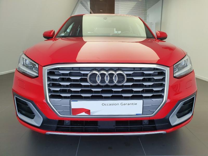 Audi Q2 1.6 TDI 116ch S line S tronic 7 Rouge occasion à Onet-le-Château - photo n°2
