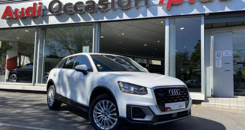 Audi Q2 2.0 TDI 150 ch S tronic 7 Quattro Design Blanc occasion à Saint-Ouen