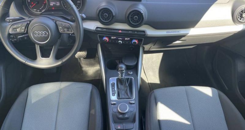 Audi Q2 2.0 TDI 150 ch S tronic 7 Quattro Design Blanc occasion à Saint-Ouen - photo n°6