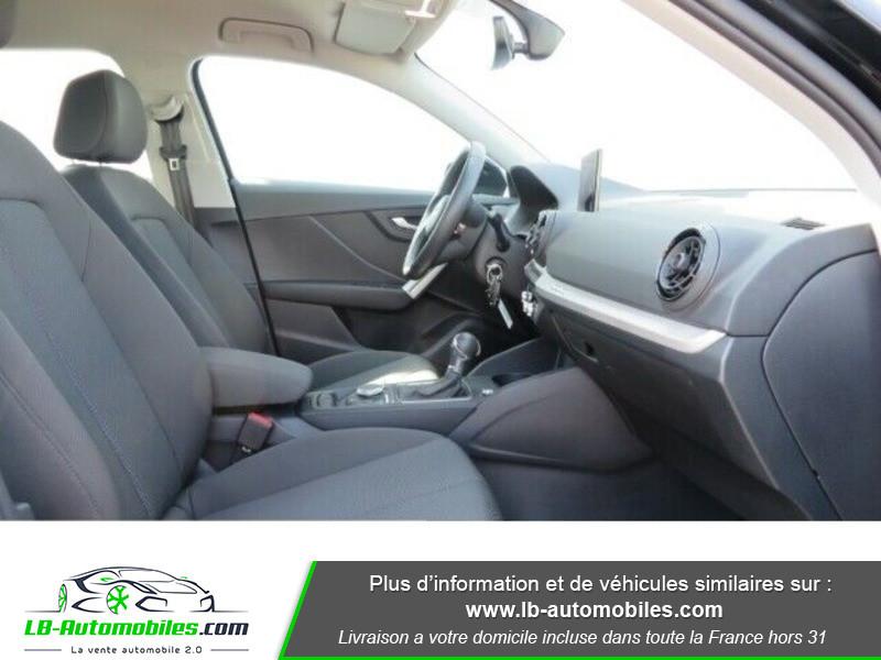 Audi Q2 2.0 TDI 150 ch S tronic 7 Quattro Noir occasion à Beaupuy - photo n°4