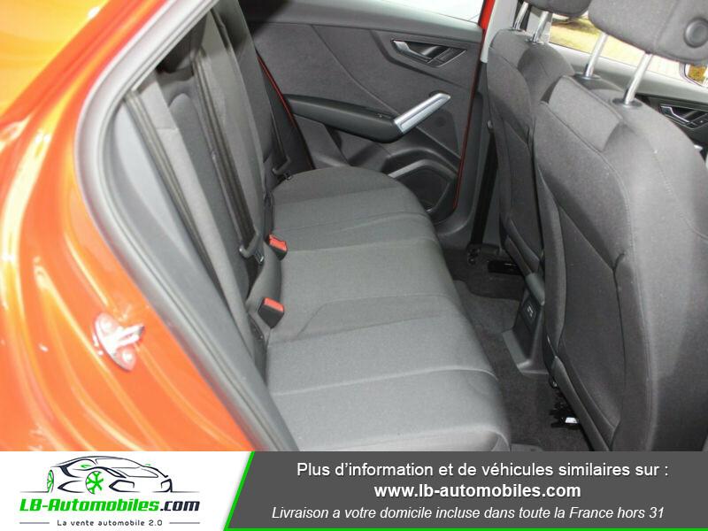 Audi Q2 2.0 TDI 150 ch S tronic 7 Quattro Orange occasion à Beaupuy - photo n°7
