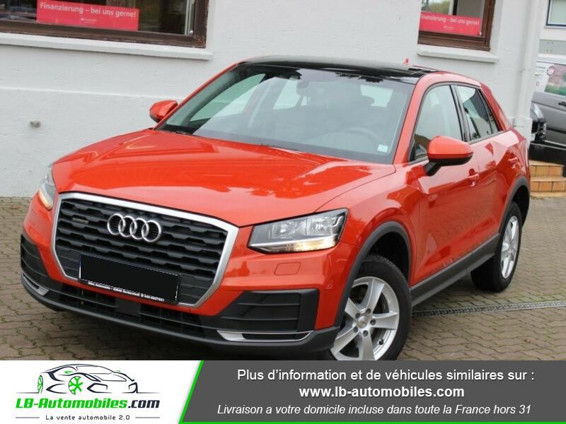 Audi Q2 2.0 TDI 150 ch S tronic 7 Quattro Orange occasion à Beaupuy