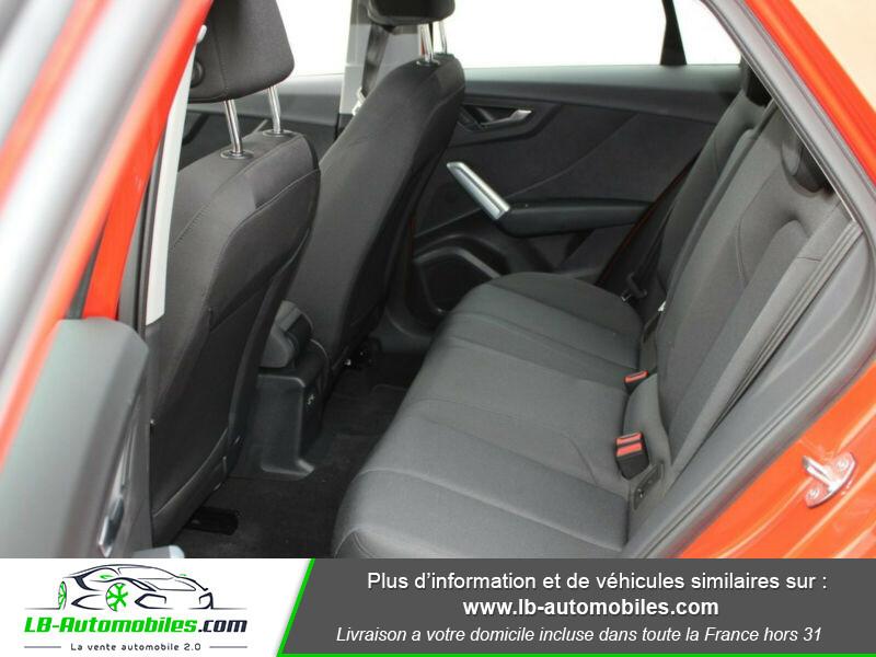 Audi Q2 2.0 TDI 150 ch S tronic 7 Quattro Orange occasion à Beaupuy - photo n°6