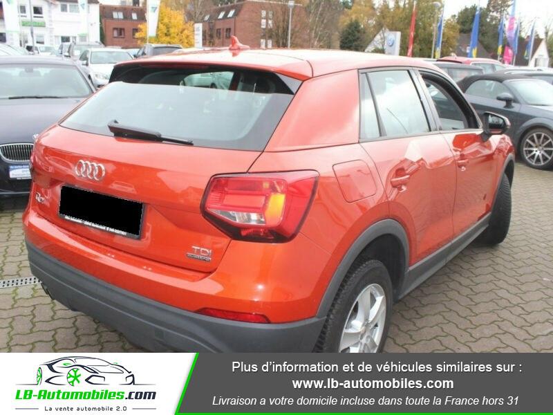 Audi Q2 2.0 TDI 150 ch S tronic 7 Quattro Orange occasion à Beaupuy - photo n°3
