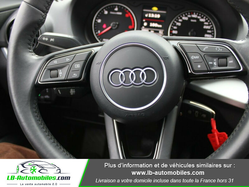 Audi Q2 2.0 TDI 150 ch S tronic 7 Quattro Orange occasion à Beaupuy - photo n°11