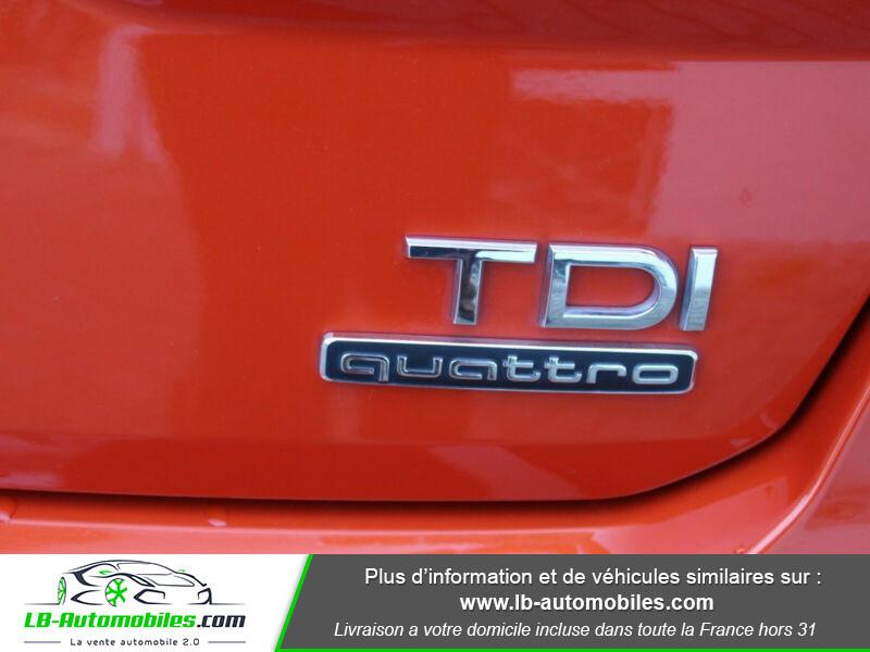 Audi Q2 2.0 TDI 150 ch S tronic 7 Quattro Orange occasion à Beaupuy - photo n°16