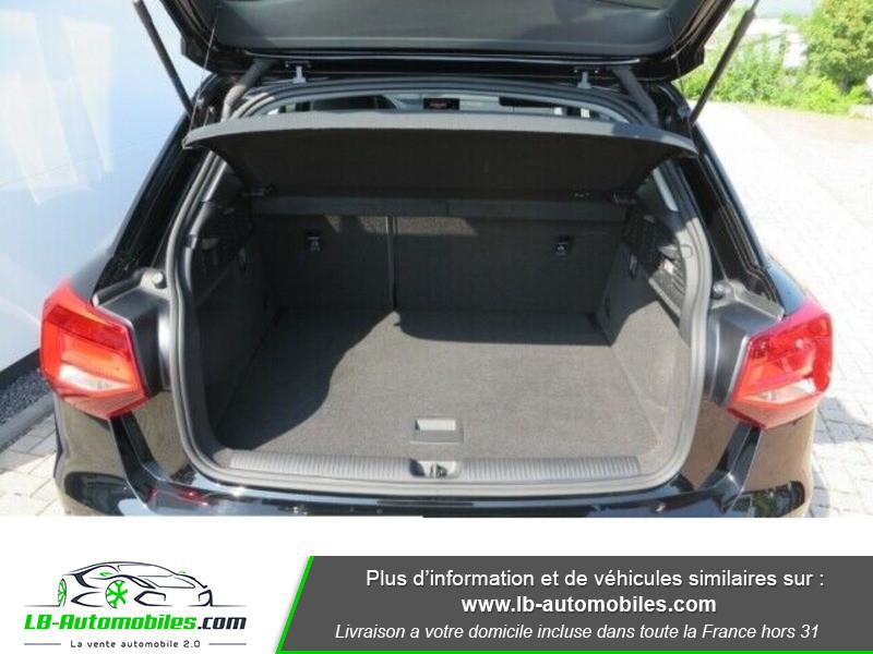 Audi Q2 2.0 TDI 150 ch S tronic 7 Quattro Noir occasion à Beaupuy - photo n°11