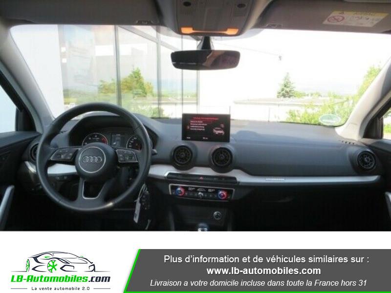 Audi Q2 2.0 TDI 150 ch S tronic 7 Quattro Noir occasion à Beaupuy - photo n°2