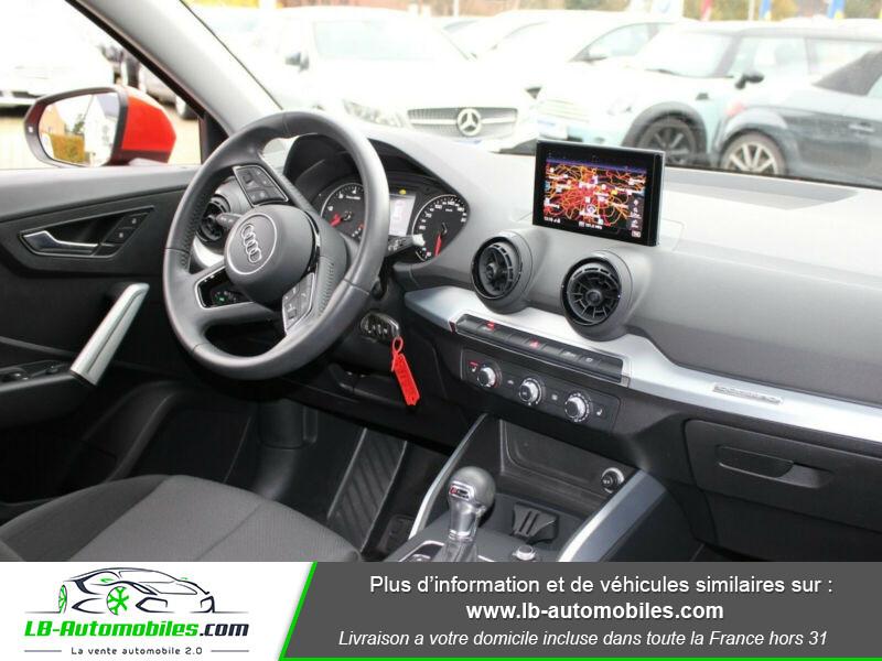 Audi Q2 2.0 TDI 150 ch S tronic 7 Quattro Orange occasion à Beaupuy - photo n°2