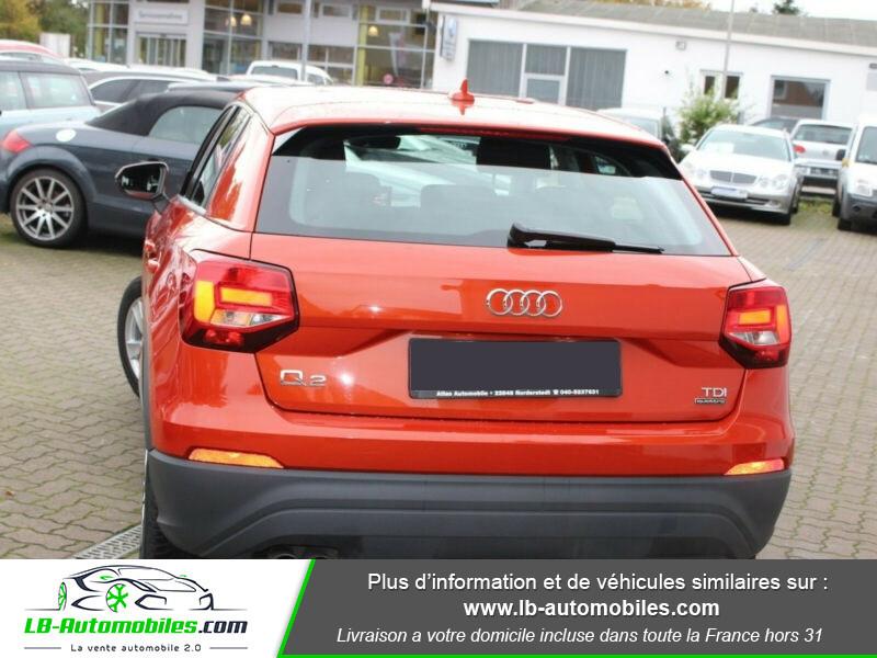 Audi Q2 2.0 TDI 150 ch S tronic 7 Quattro Orange occasion à Beaupuy - photo n°14