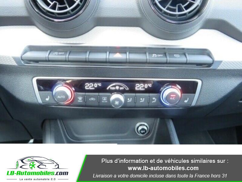 Audi Q2 2.0 TDI 150 ch S tronic 7 Quattro Noir occasion à Beaupuy - photo n°9