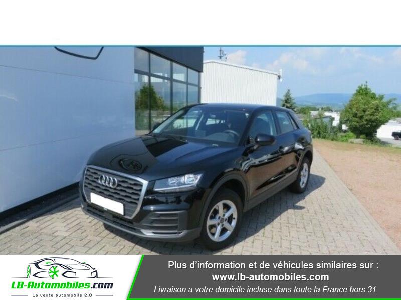 Audi Q2 2.0 TDI 150 ch S tronic 7 Quattro Noir occasion à Beaupuy