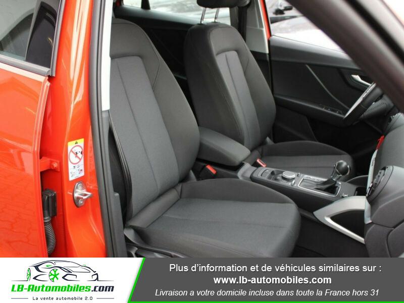 Audi Q2 2.0 TDI 150 ch S tronic 7 Quattro Orange occasion à Beaupuy - photo n°5